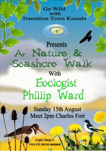PHILLIP WARD NATURE AND SEASHORE ECOLOGY SEPT 2013